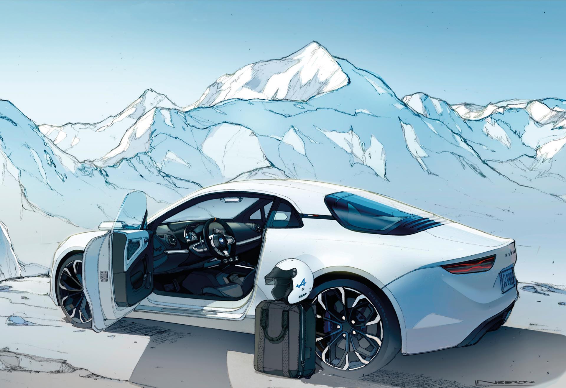 2016 Alpine Vision Concept