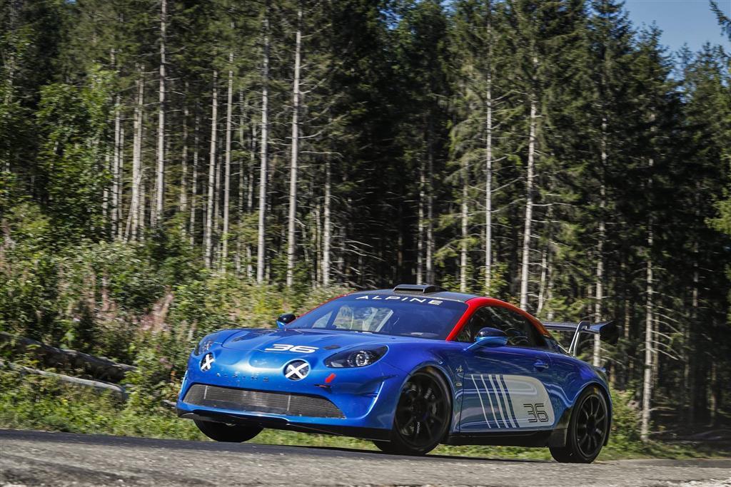 2020 Alpine A110 Rally