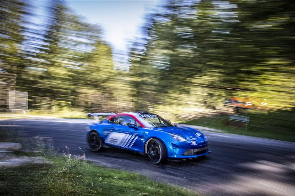 2020 Alpine A110 Rally