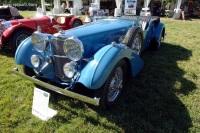 1935 Alvis Speed 20 image.