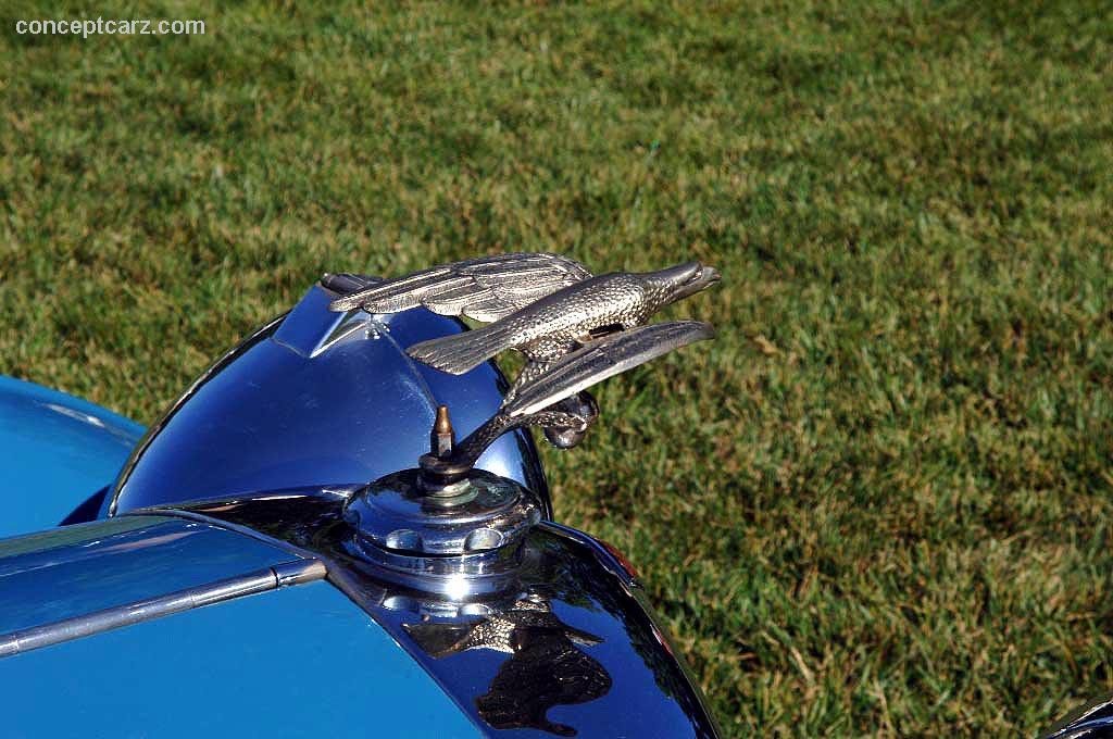 1935 Alvis Speed 20