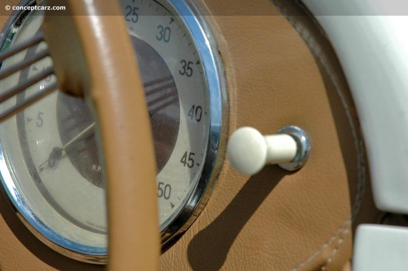 1950 Alvis TB14