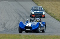 1957 Ambro Triumph Special