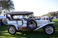 1909 Austin Model 60.  Chassis number 62