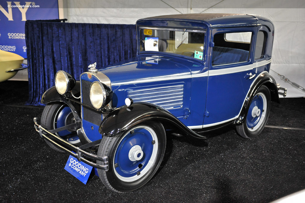 1934 American Austin Coupe History, Pictures, Value, Auction Sales, Research and News