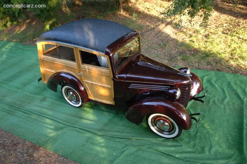 Hilton Head Land Rover >> 1939 American Bantam Station Wagon Woodie Image