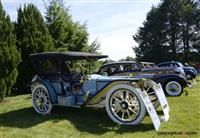 1910 American Traveler Underslung.  Chassis number 2050