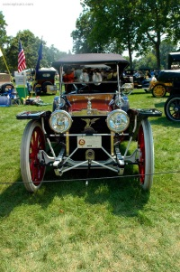 1913 American Underslung Scout