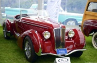 1935 Amilcar Type G36 Pegasé.  Chassis number 100102
