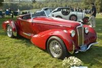 1935 Amilcar Type G36 Pegasé