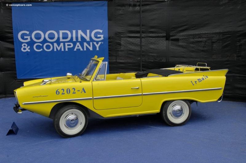 1963 Amphicar 700