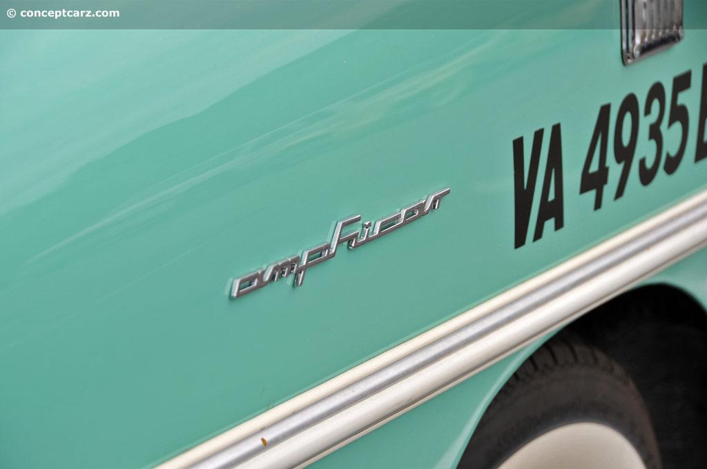 1965 Amphicar 770