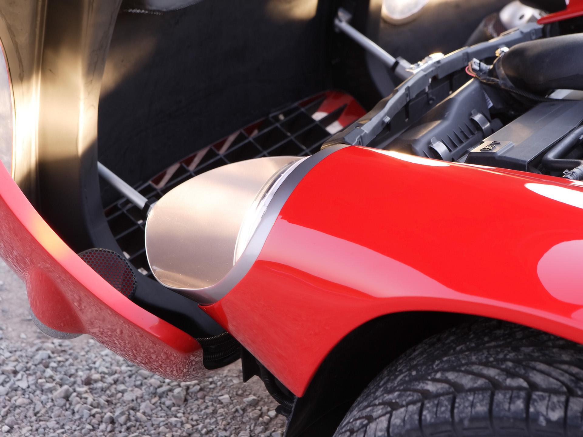 красный автомобиль anteros xtm roadster загрузить