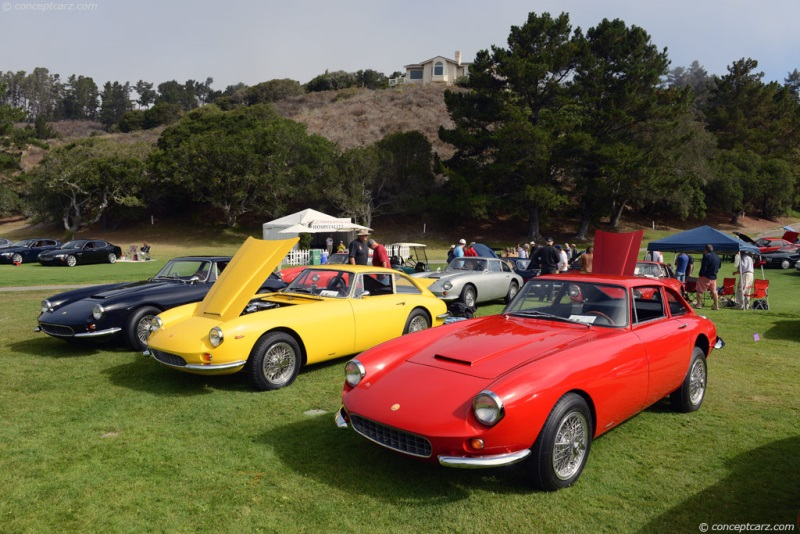 1963 Apollo 3500 Gt History Pictures Value Auction