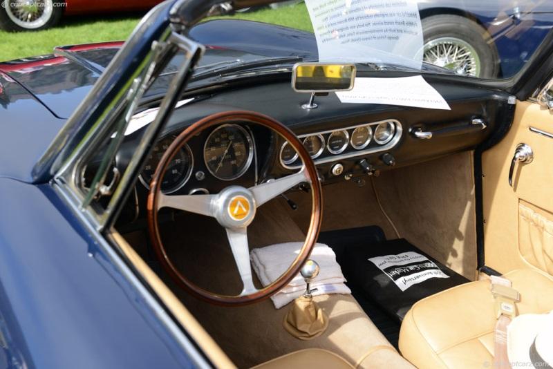 1963 Apollo 3500 GT