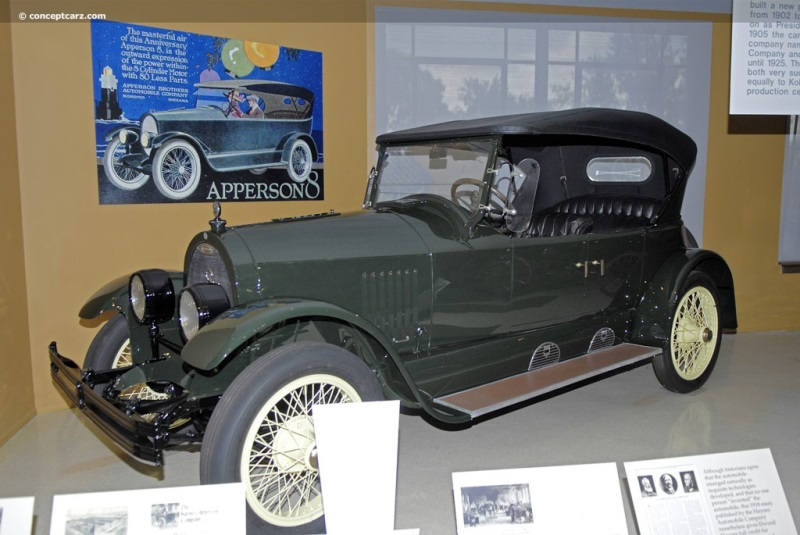 1920 Apperson Model 8-20 pictures and wallpaper