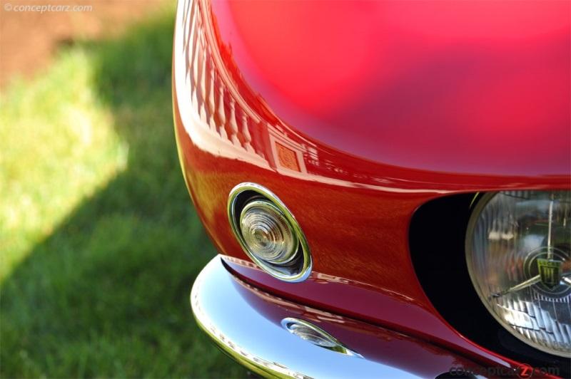 1955 Arnolt-Bristol DeLuxe