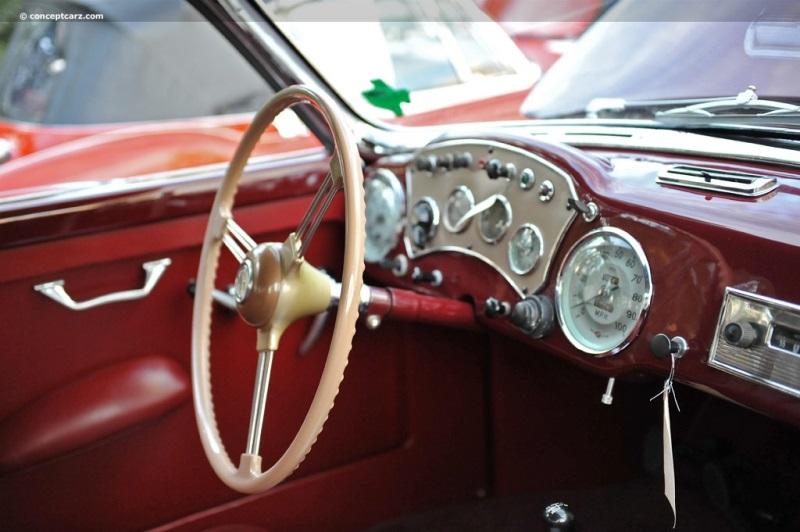 1955 Arnolt-Bristol MG