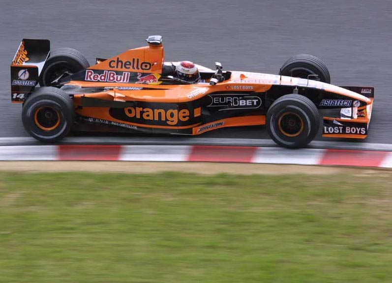 Cars Are Us >> 2001 Arrows A22 Image. Photo 10 of 12