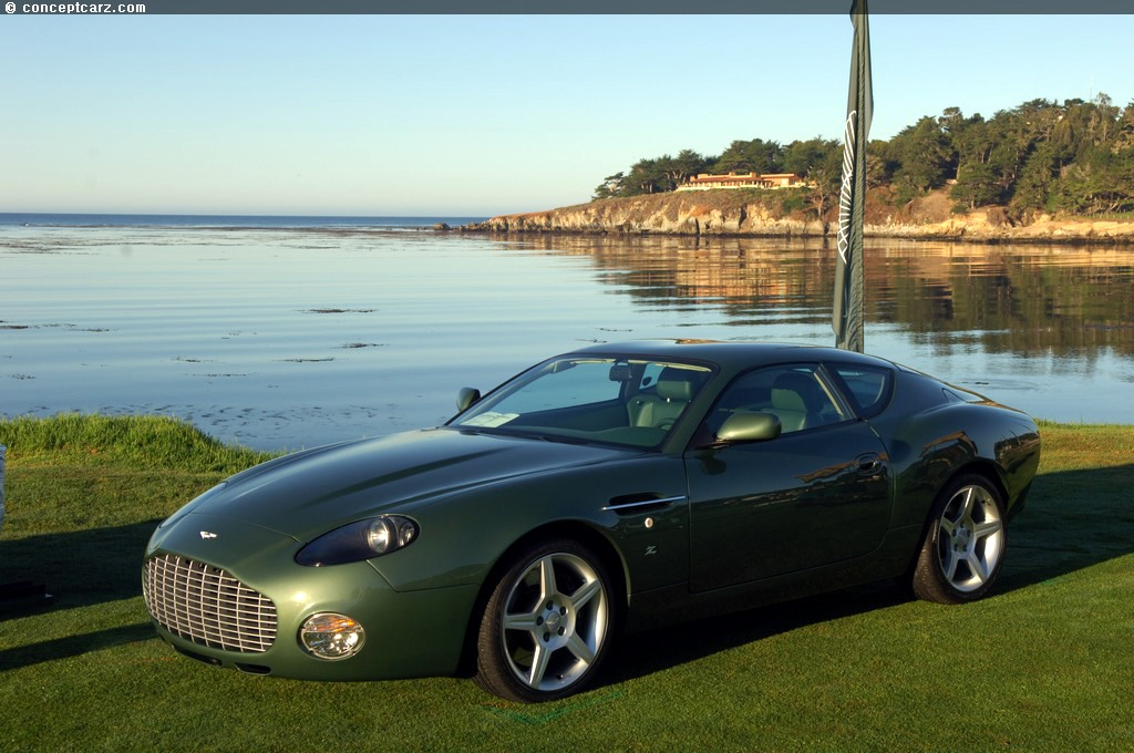 Auction Results And Sales Data For 2003 Aston Martin Db7 Zagato