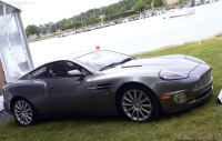 Image of the V12 Vanquish