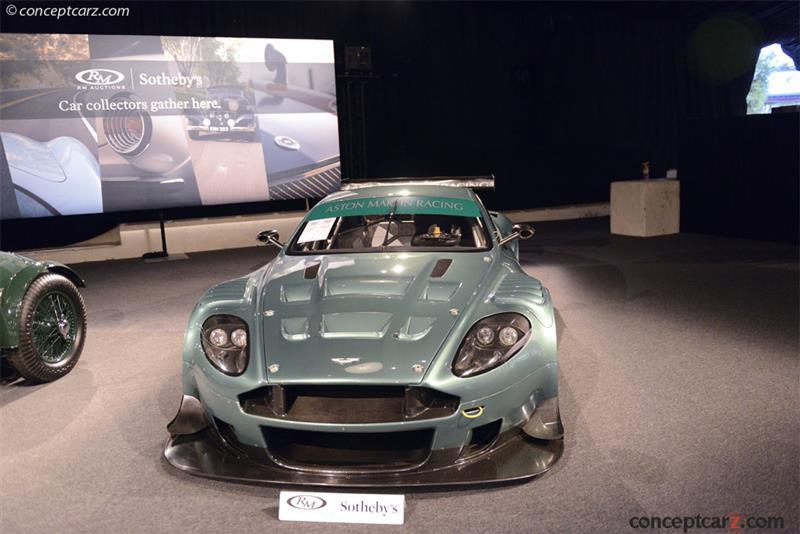 2006 Aston Martin Dbr9 Images Conceptcarz