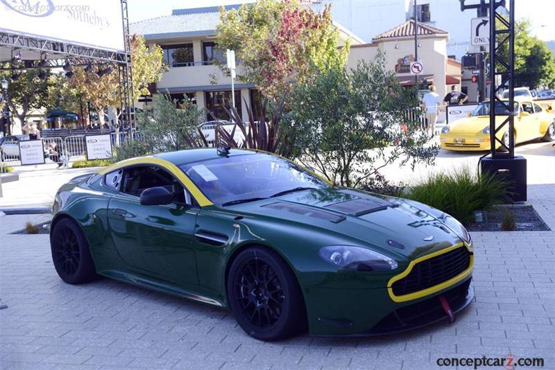 2010 Aston Martin V8 Vantage Gt4 News And Information Com