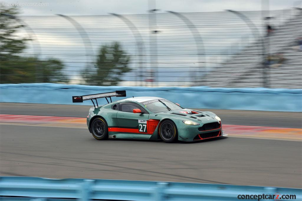 2012 Aston Martin V12 Vantage Gt3 News And Information Research And Pricing