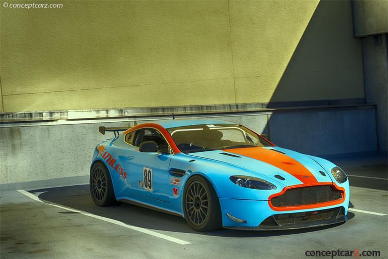 2012 Aston Martin Vantage Gt4 News And Information Com