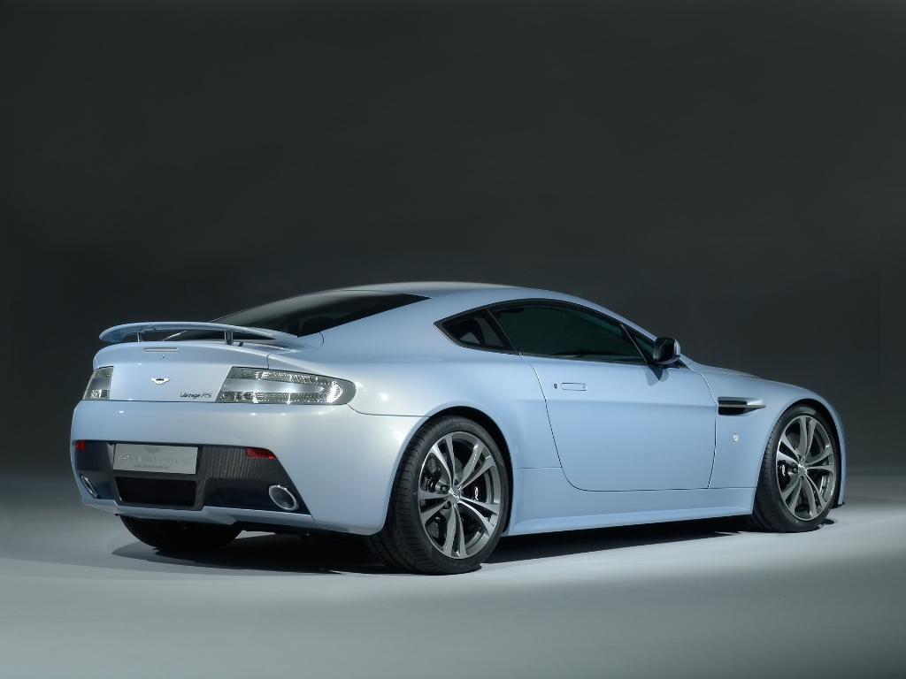 Auction Results And Sales Data For 2007 Aston Martin V12 Vantage Rs