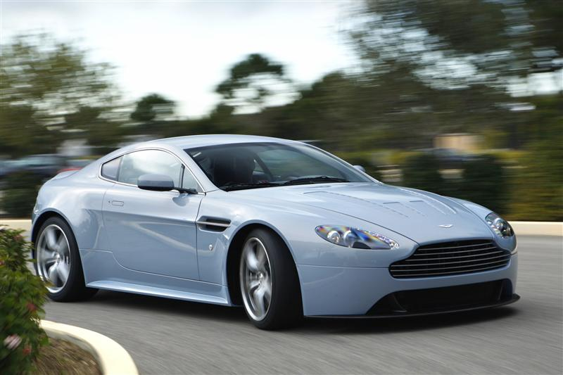 Aston Martin V Vantage RS Image Photo Of - 2007 aston martin v8 vantage