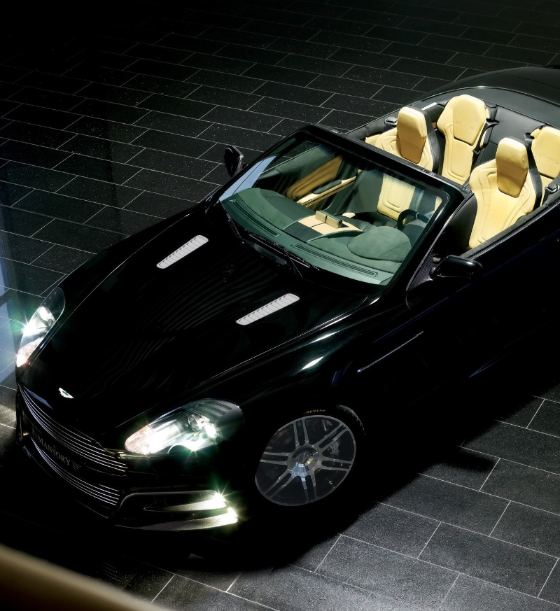 2007 Mansory Db9 Wallpaper And Image Gallery