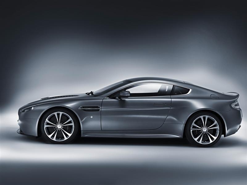 2010 Aston Martin V12 Vantage News And Information Com