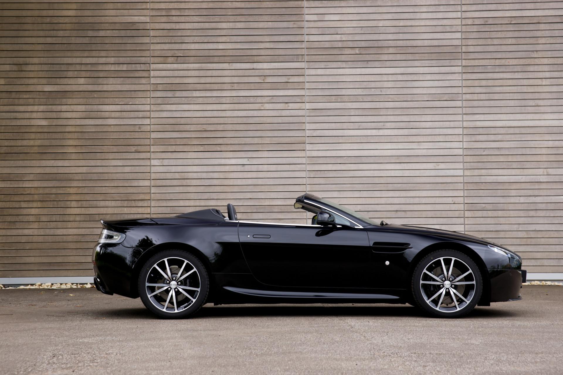 2011 Aston Martin V8 Vantage N420 Roadster News And Information