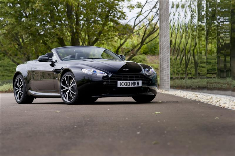 2011 Aston Martin V8 Vantage N420 Roadster Image Photo 4 Of 18