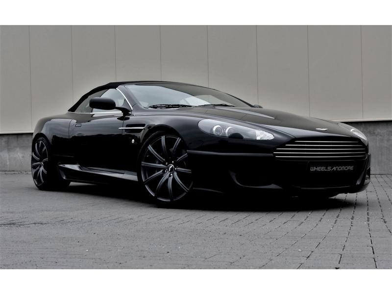 2009 Wheelsandmore DB9