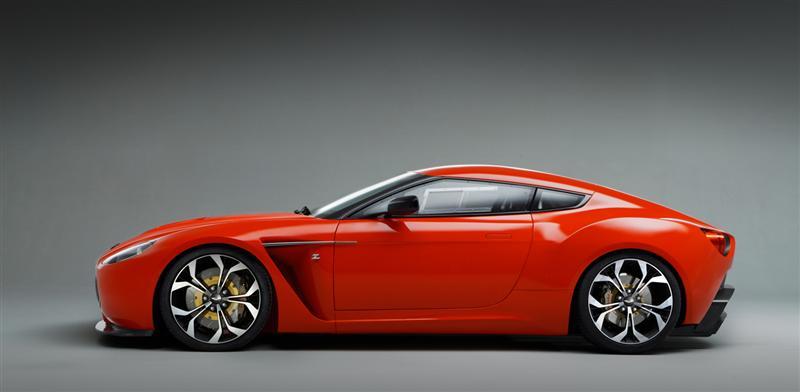 Aston Martin V Zagato Concept News And Information Research - Aston martin v12 zagato