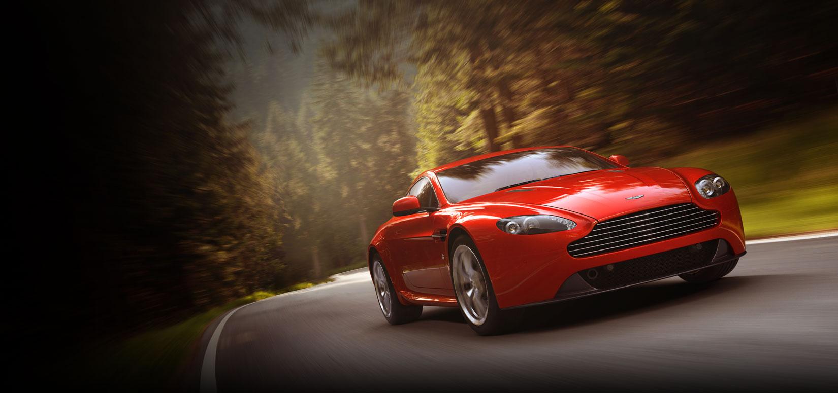 2012 Aston Martin V8 Vantage News And Information