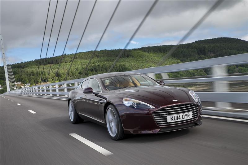 2015 Aston Martin Rapide S News And Information Com