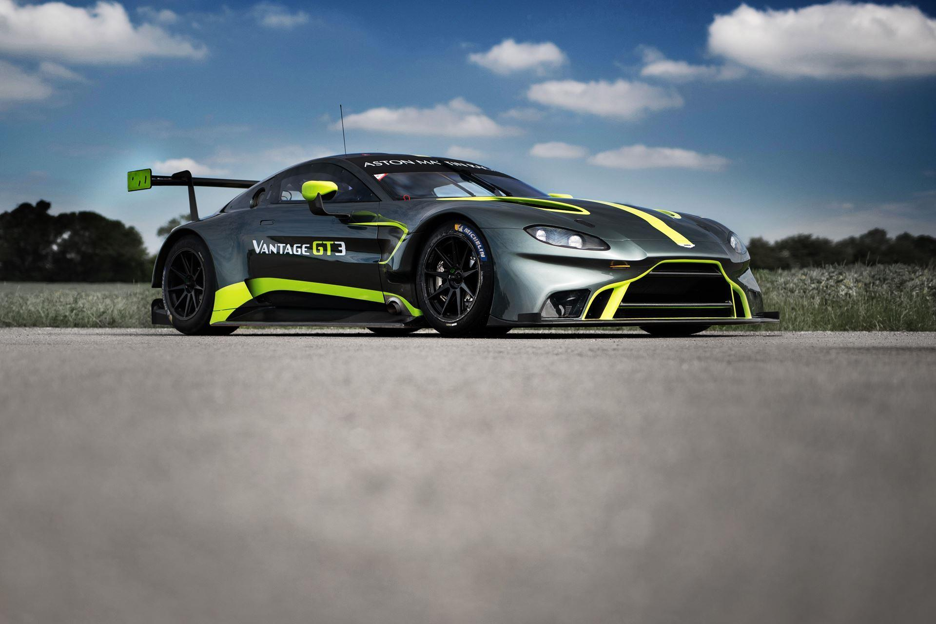 2018 Aston Martin Vantage Gt3 News And Information Research And Pricing