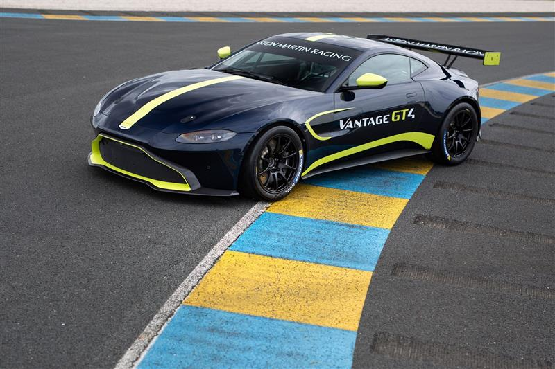 2018 Aston Martin Vantage Gt4 News And Information Research And Pricing