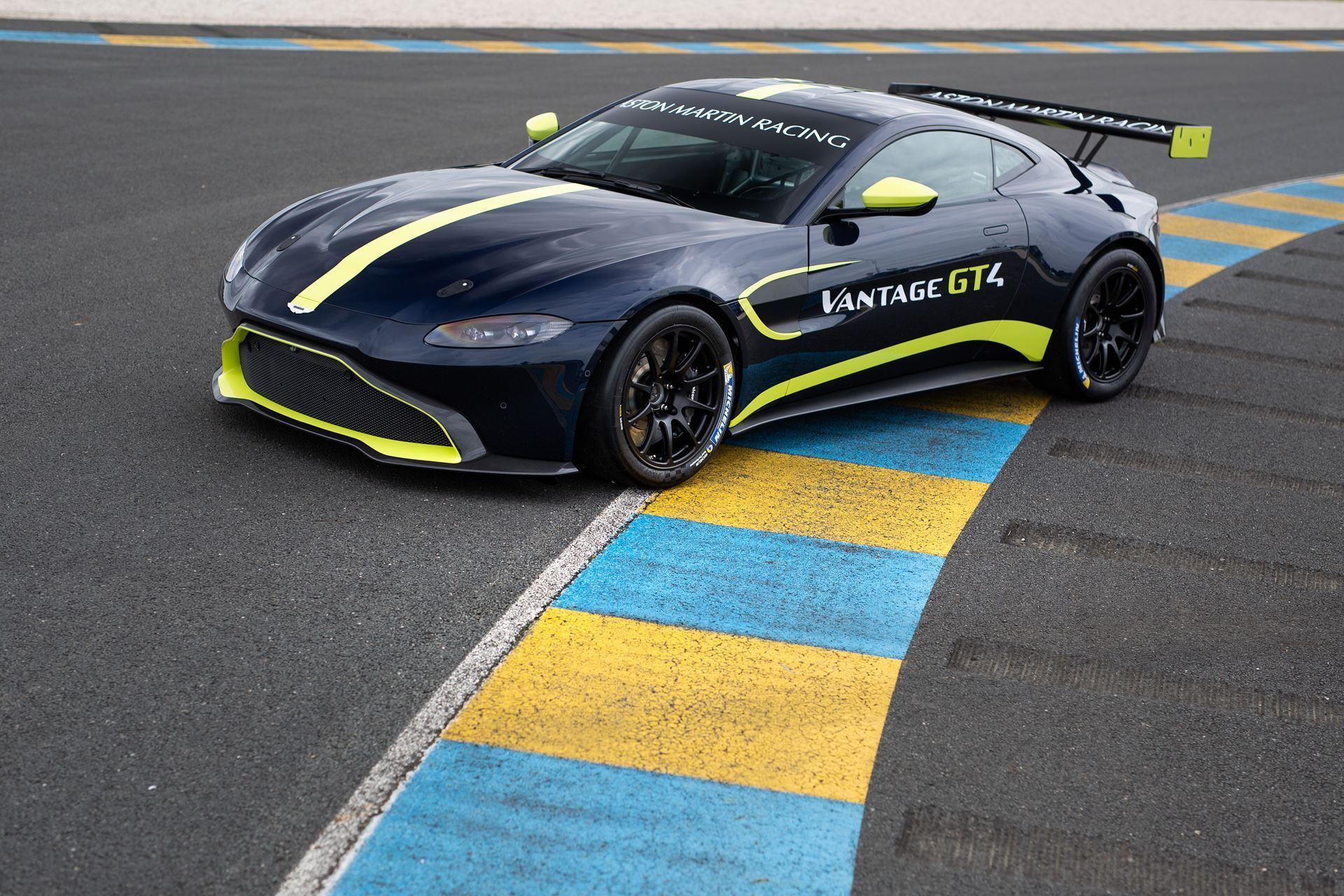 Aston Martin Vantage GT News And Information Research And - 2018 aston martin vantage
