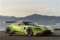 Image of the Vantage GTE