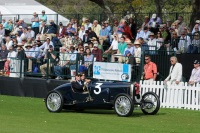 1925 Aston Martin Twin Cam Grand Prix.  Chassis number 1934