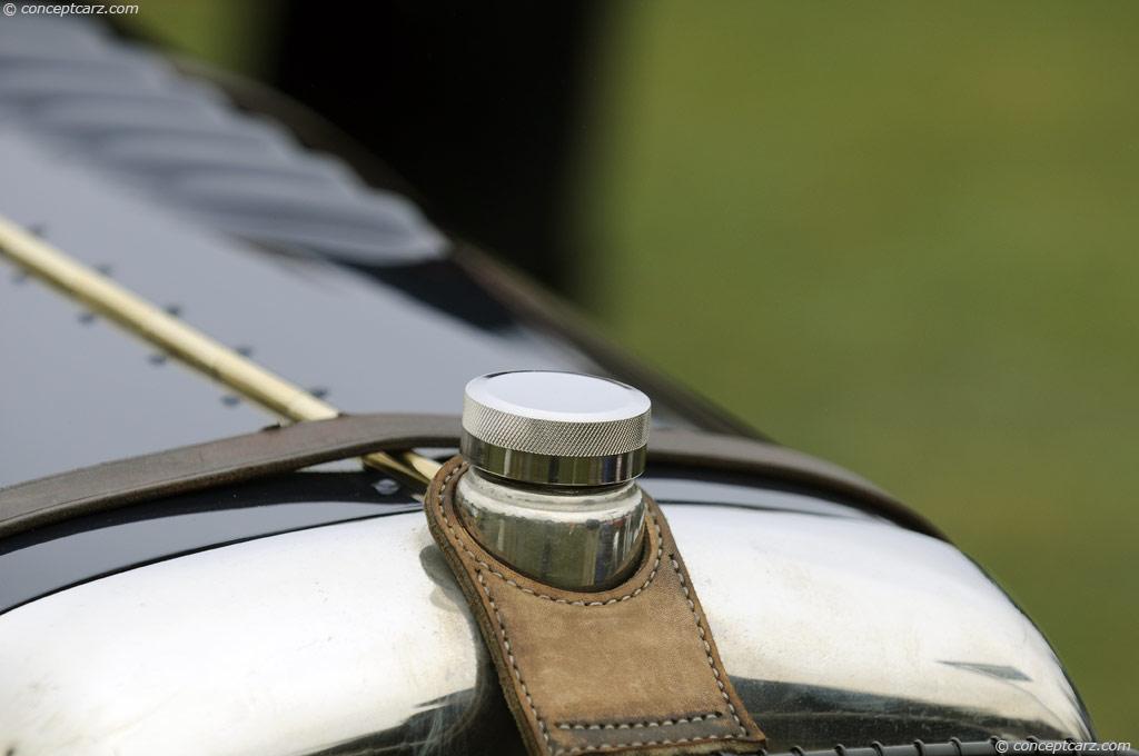 1925 Aston Martin Twin Cam Grand Prix Image Chassis