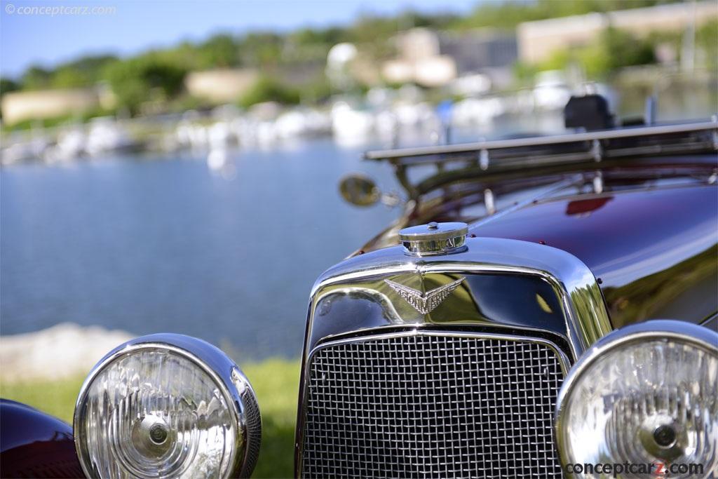 1930 Aston Martin 1 5 Liter International Image