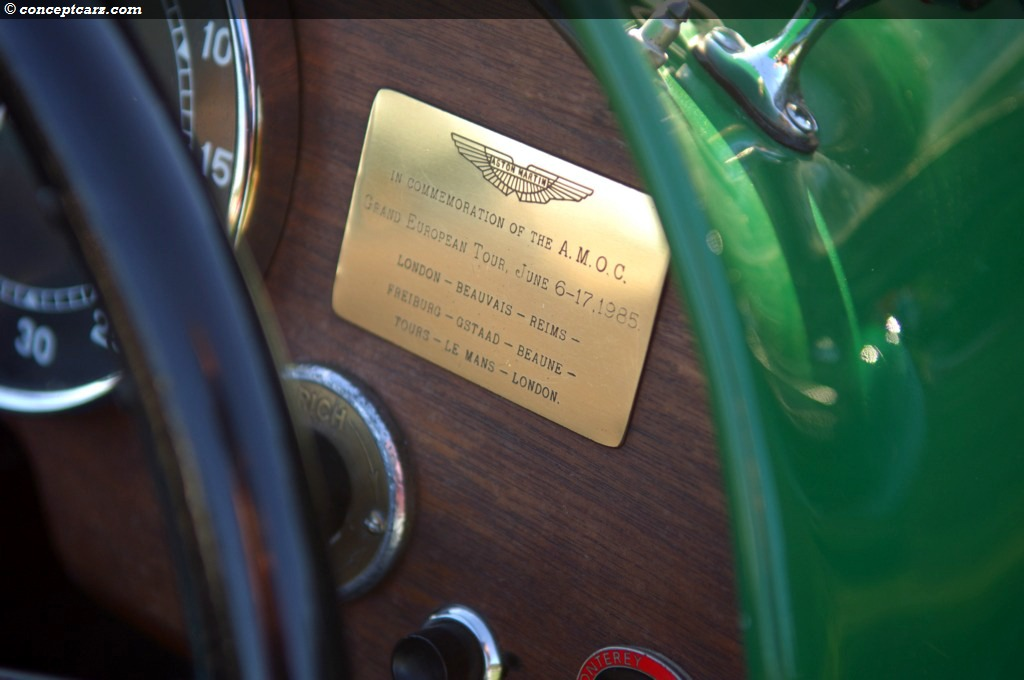 1932 Aston Martin Le Mans Image