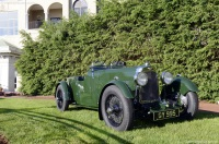 1932 Aston Martin Le Mans.  Chassis number 112 E/207