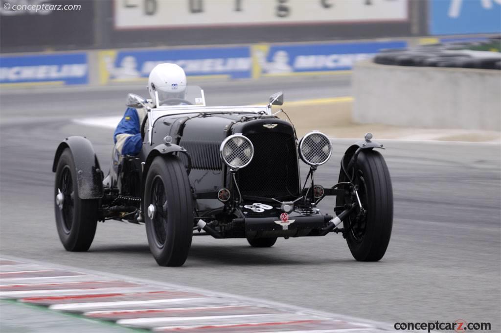 1934 Aston Martin Ulster Conceptcarz Com