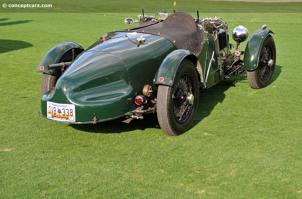 1935 Aston Martin Ulster Team Car Image Photo 32 Of 44